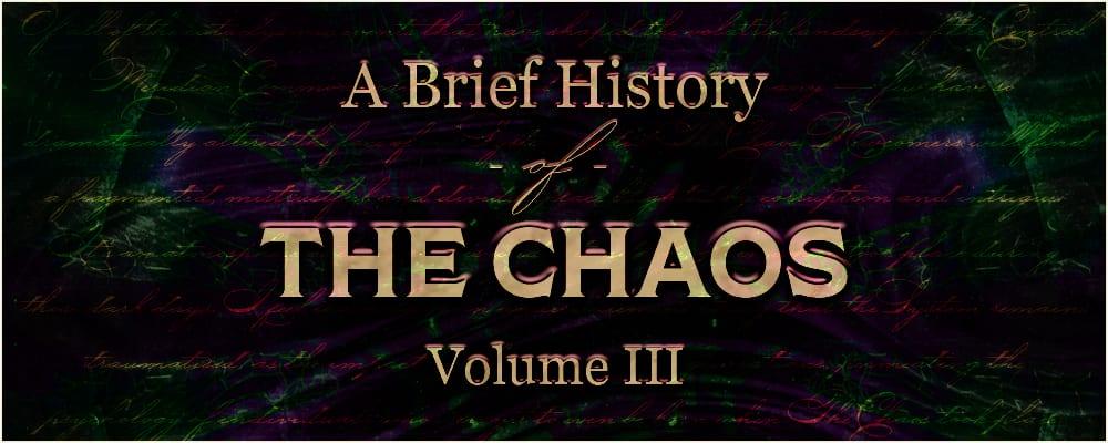 brief chaos three card