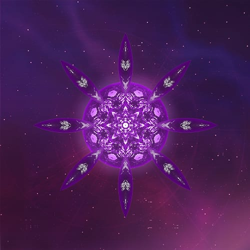 album cover for eva's single 'luna