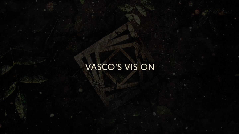 vasco's vision title card
