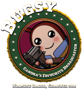 bugsy broadcast channel 308