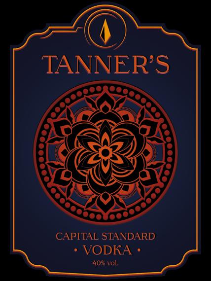 tanner's capital standard vodka