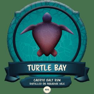 turtle bay caerys salt rum